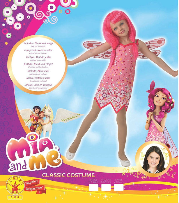 Rubie's Official Classic Mia and Me, Child Costume - Large