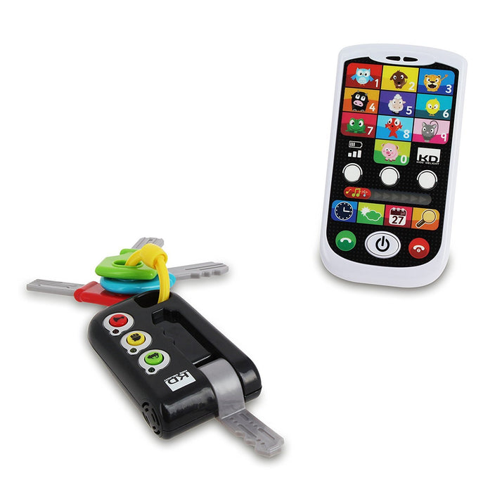 TECH TOO S13980 Smartphone and Keys (Pack of 2)