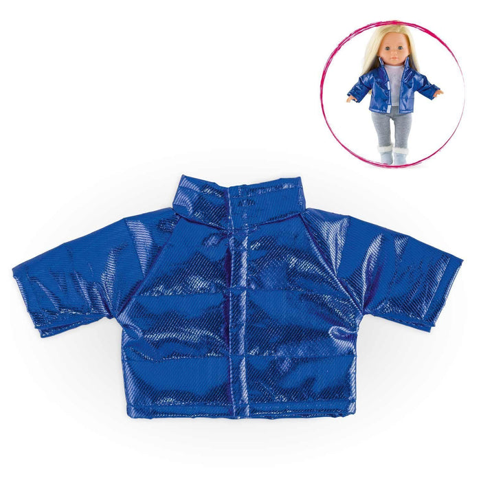 Corolle FGL77 Ma Blue Padded Jacket for Doll