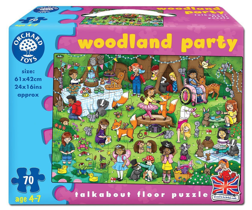 Orchard Toys Woodland Party