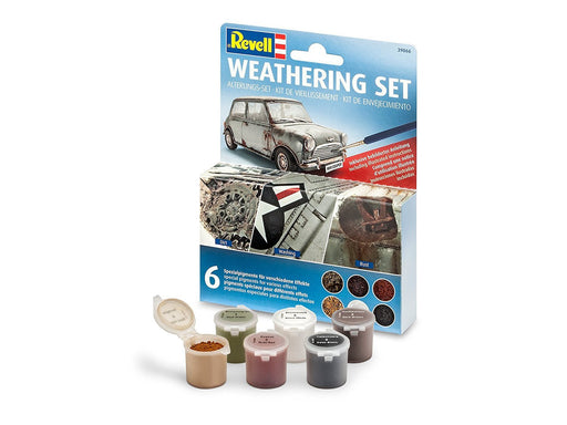 Revell GmbH 39066 Weathering Pigment Set