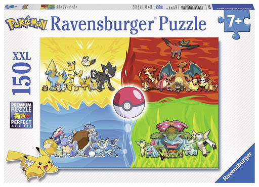 Ravensburger - 10035 - Pokemon Puzzle 150 Pieces
