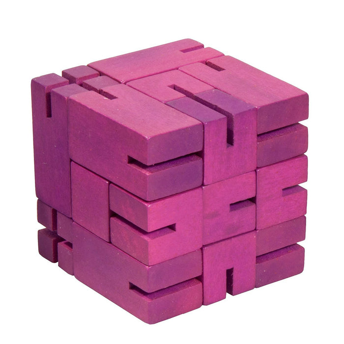 "Fridolin 17514 ""Flexi Cube"" Wooden Toy"