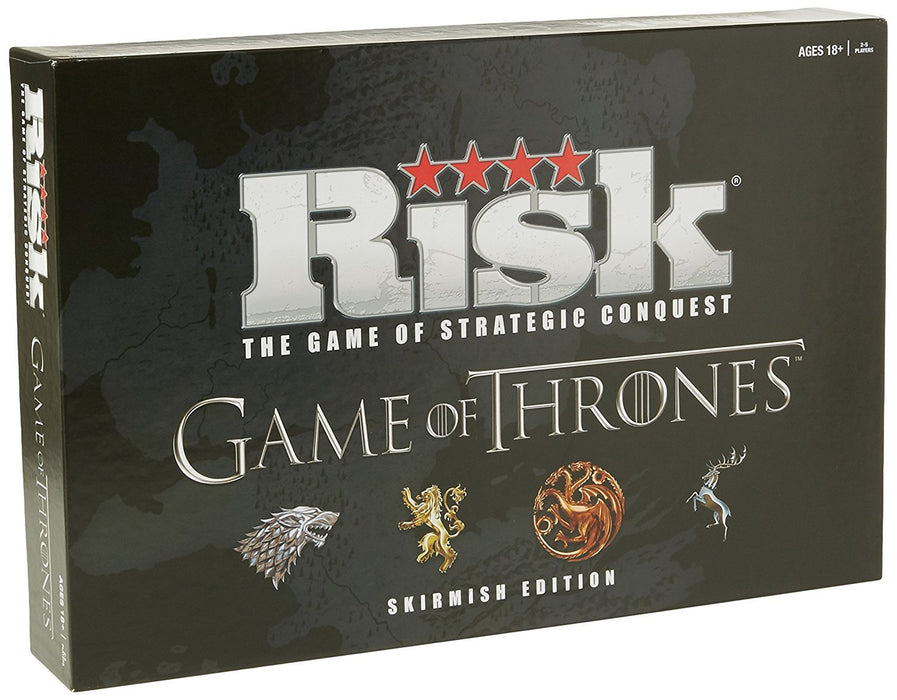 Game of Thrones Risk board game - Skirmish Edition