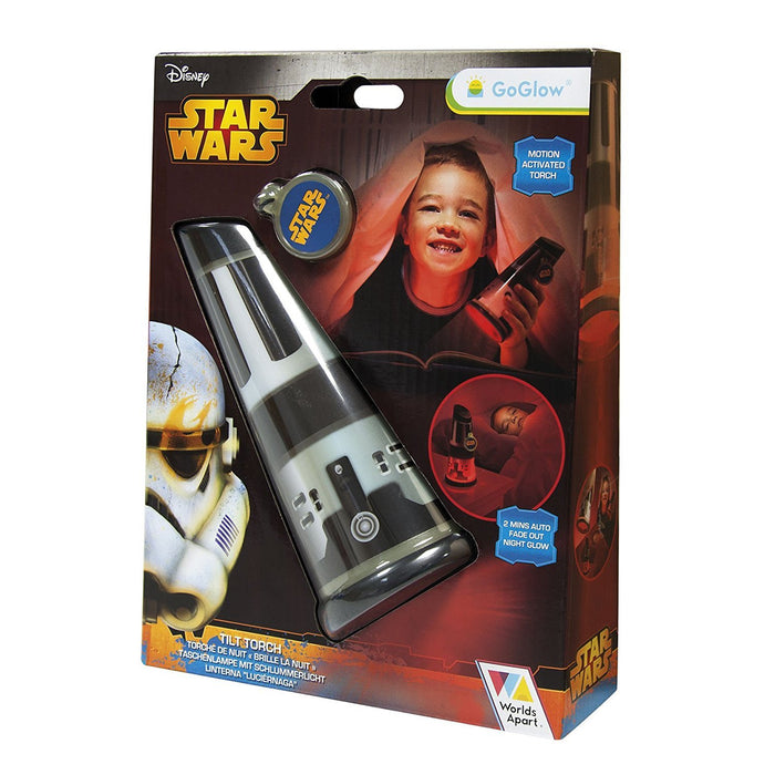 Star Wars Tilt Torch and Night Light by GoGlow