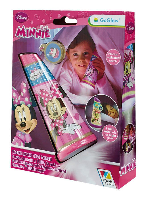 Minnie Mouse Tilt Torch and Night Light by GoGlow