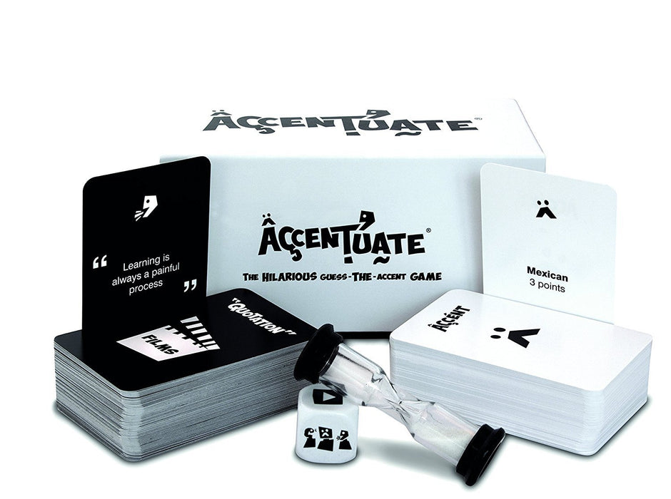 Accentuate Party Game