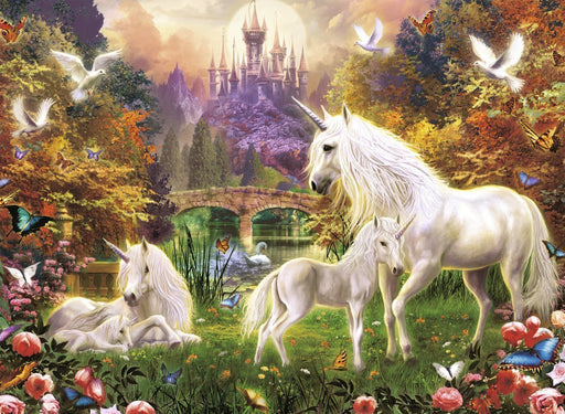 Ravensburger Magical Unicorns Jigsaw Puzzle (500 Pieces)