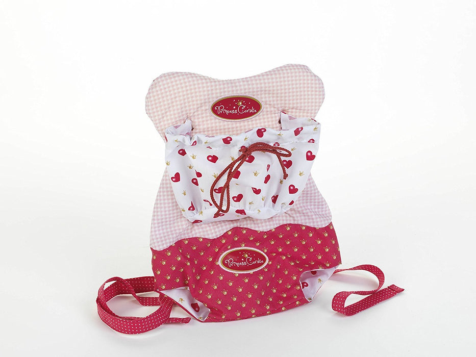 "Theo Klein 1668 ""Princess Coralie"" Doll Carrier"