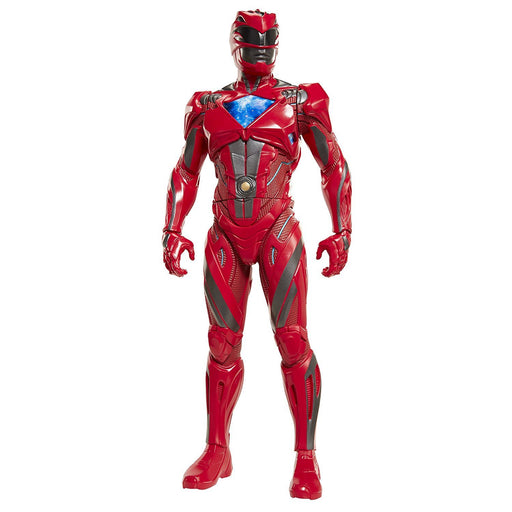 "Power Rangers 02580-EU-PLY 20-Inch ""Red Ranger"" Figure"