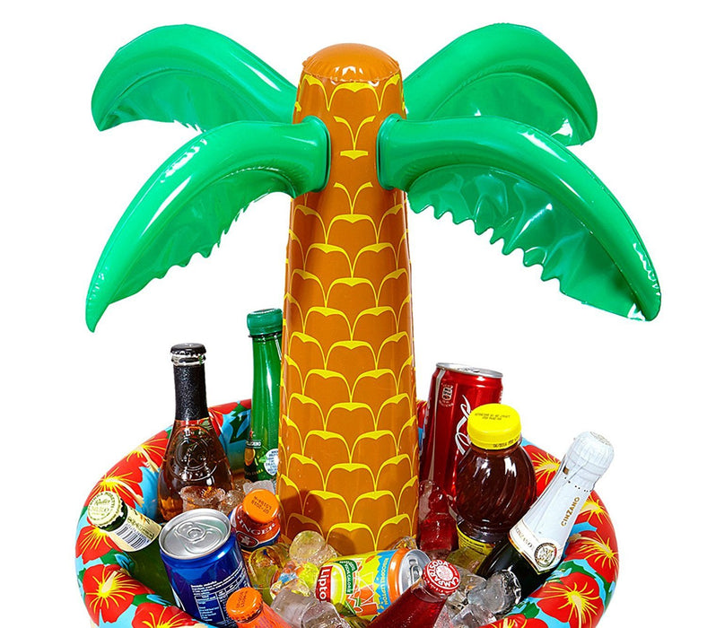 WIDMANN 04865 - Inflatable Palm Tree Beverage Cooler