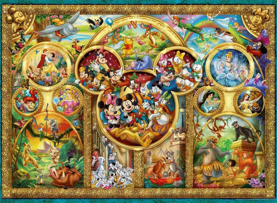 Ravensburger Disney Family Puzzle (500 Pieces)