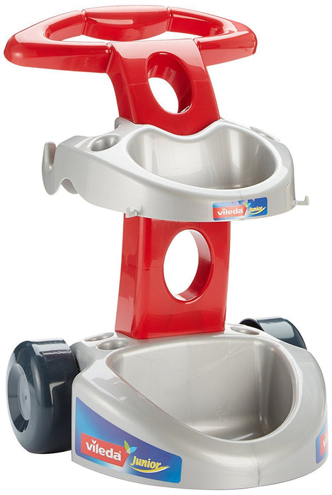 Theo Klein Toy Vileda Cleaning Trolly