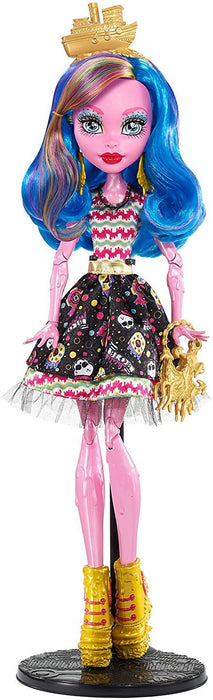 Monster High FBP35 Shriekwrecked Gooliope Jellington Doll