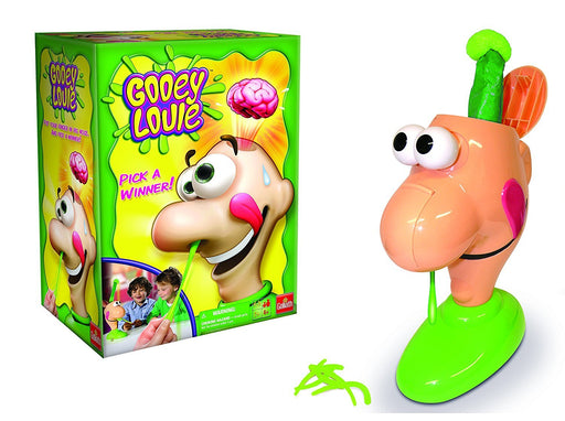 Gooey Louie — Pull the Gooey Boogers Out Until His Head Pops Open Game