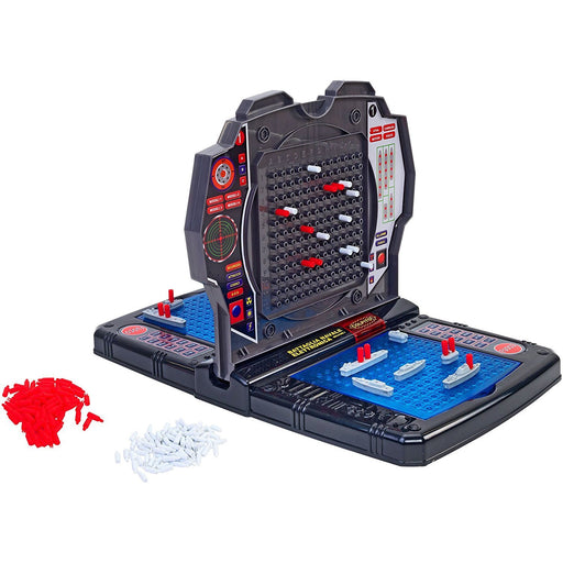 Globo Toys 37883 Electronic Battleship Family Games