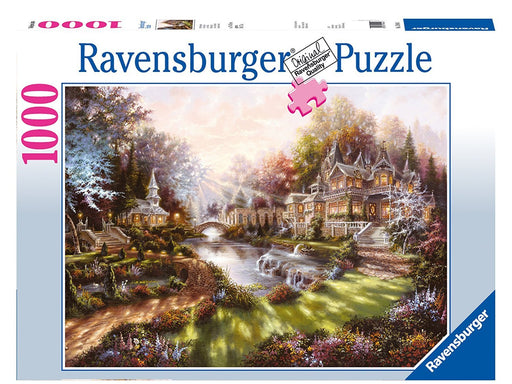 Ravensburger Puzzle - Morning Glory (1000 pieces)