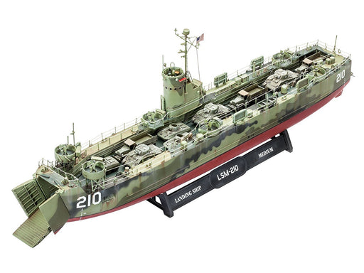 Revell U.S. Navy Landing Ship Plastic Model Kit (Medium)