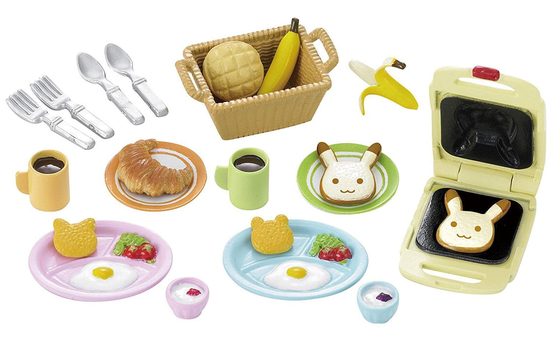 Sylvanian Families Breakfast Set