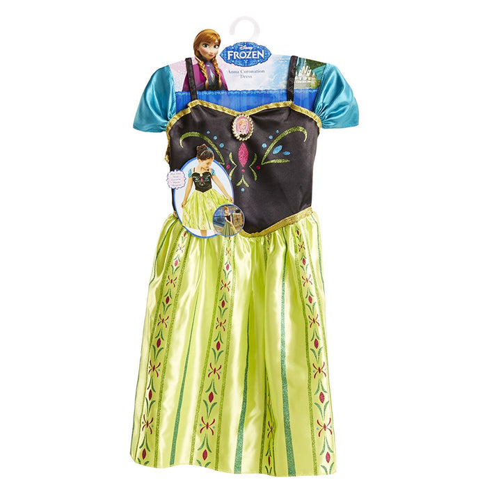 Disney Frozen Anna Coronation Dress