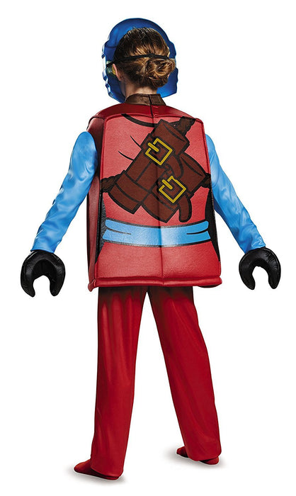 LEGO Ninjago Nya Deluxe Costume (Medium)
