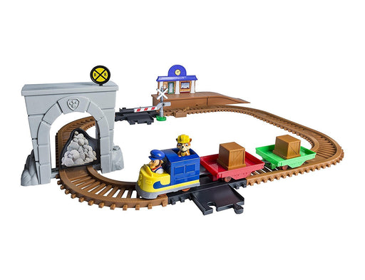 Paw Patrol 6028630 Adventure Bay Railway Track Playset