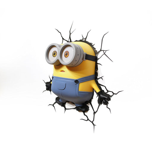 Minion Bob 3D Deco Wall Light