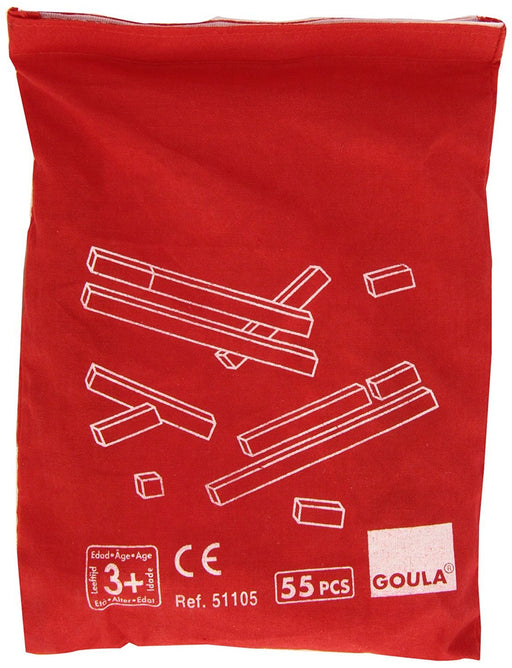 Goula D51105 Rod in a Bag (55-Piece)