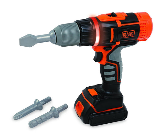 "Smoby ""Black and Decker"" Cordless Screwdriver (Multi-Colour)"