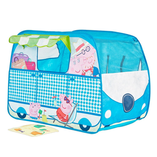 Peppa Pig Campervan Playhouse - Pop Up Role Play Tent