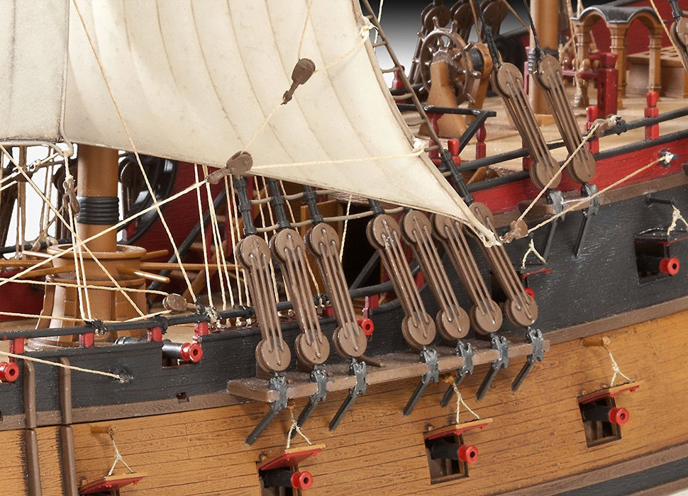 Revell Pirate Ship Plastic Model Kit