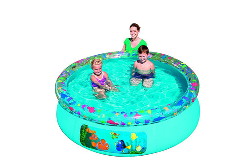 Bestway Finding Nemo Fast Set Paddling Pool - Blue
