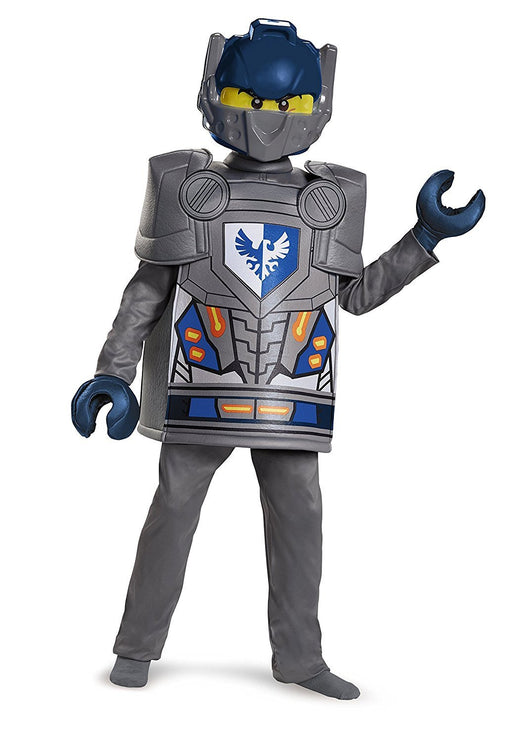 LEGO Nexo Knights Clay Deluxe Costume (Medium)
