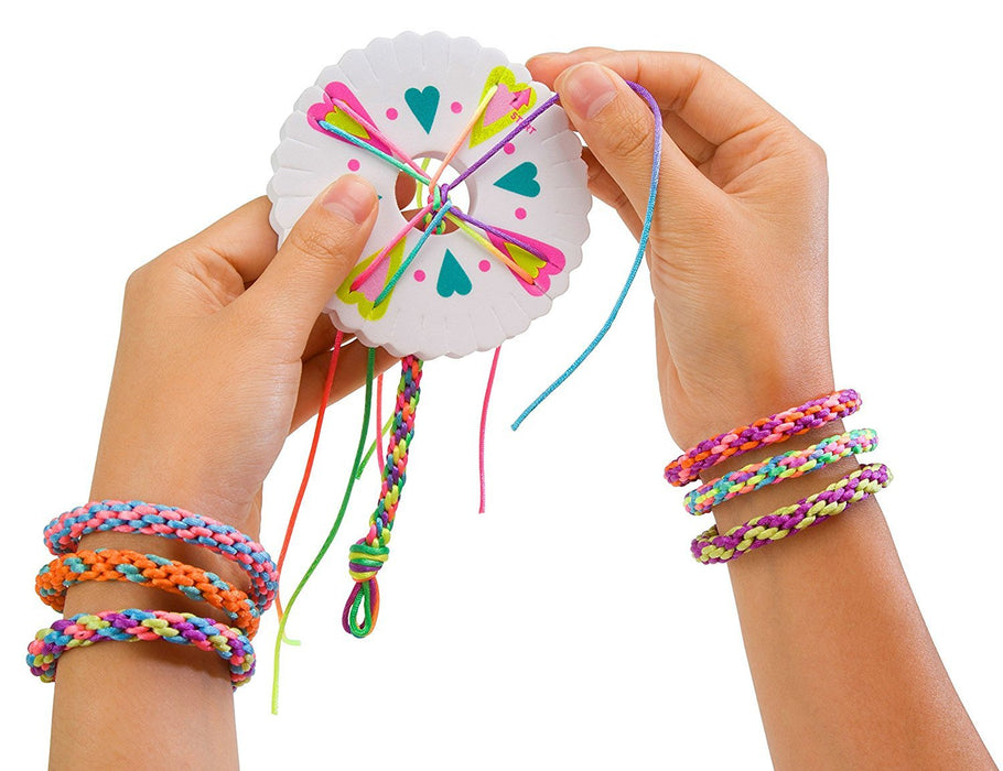 Alex Toys Do-it-Yourself Wear BFF Cord Bracelets Jewellery
