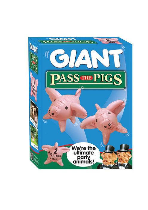 Giant Pass The Pigs game