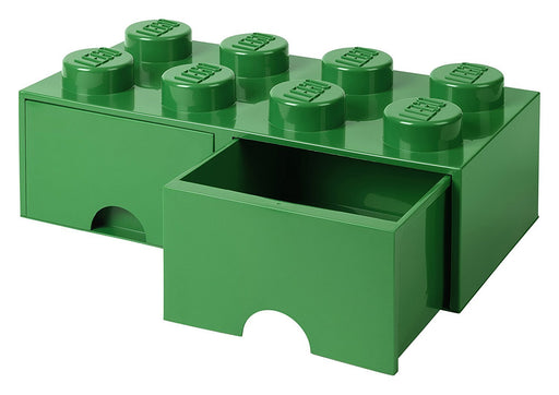 LEGO L4006G.00 Green Storage Brick 8 with Drawers