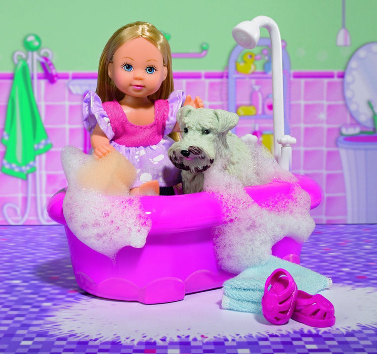 Simba 12cm EVI Love Dog Bath
