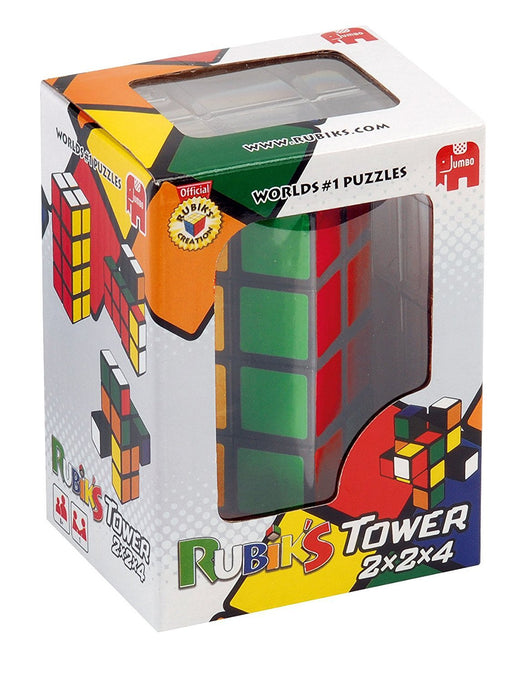 12154 - RUBIKS CUBE - TOWER -