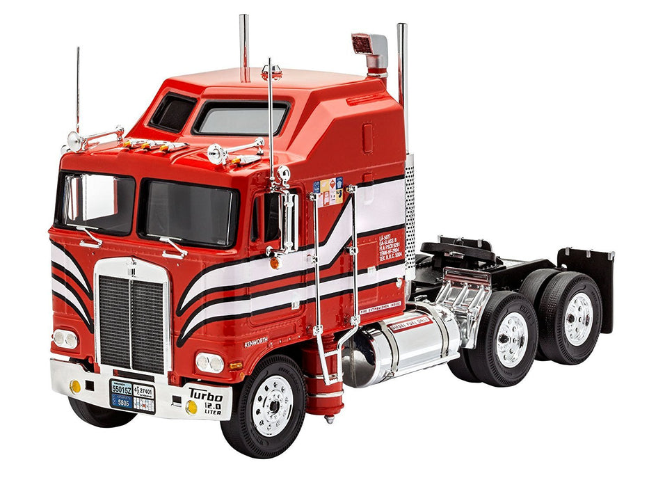 "Revell GmbH 07671 1:32 Scale ""Kenworth Aerodyne"" Plastic Model Kit"