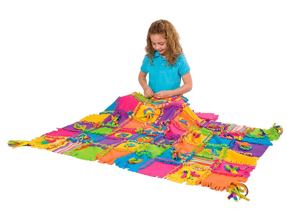 Alex Toys Craft Super Knot a Quilt