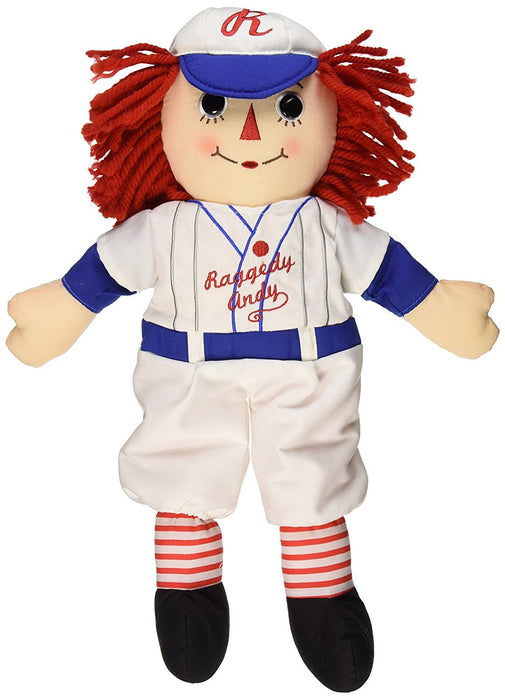Aurora World Raggedy Andy Fun In The Sun Doll, 16""