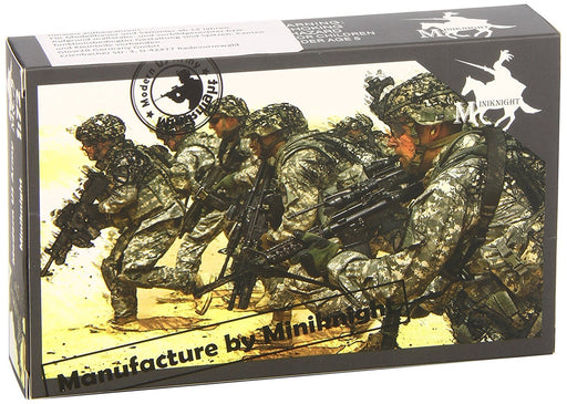 Caesar Miniatures HB11 - Modern US Soldiers in Action