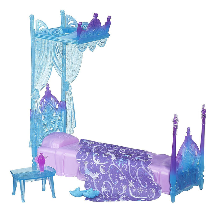 Frozen Disney Icicle Canopy Bed Set