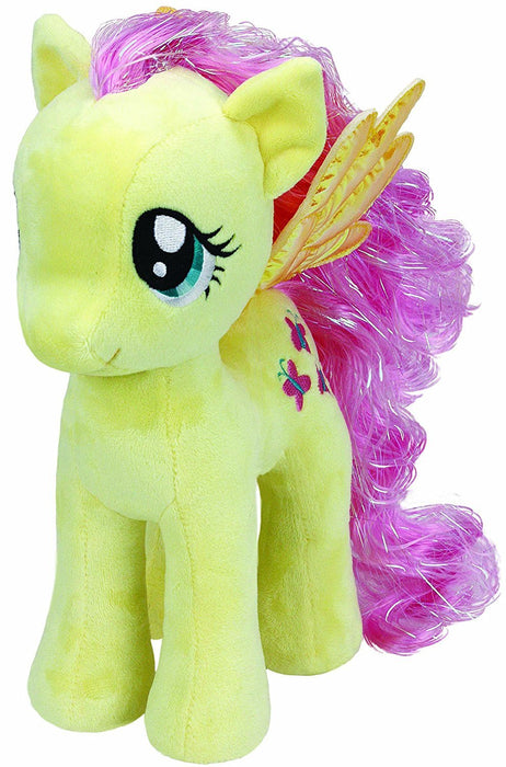 Ty UK My Little Pony Plush 11-Inch Fluttershy Buddy Plush