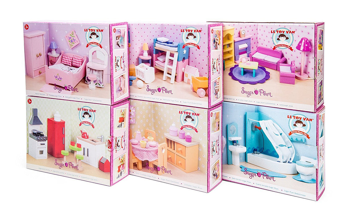 Sugar Plum Dining Room(Colours may vary)