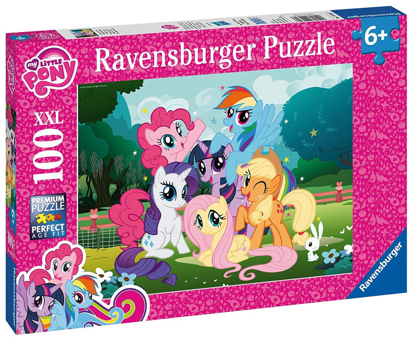 Ravensburger My Little Pony XXL 100pc Jigsaw Puzzle