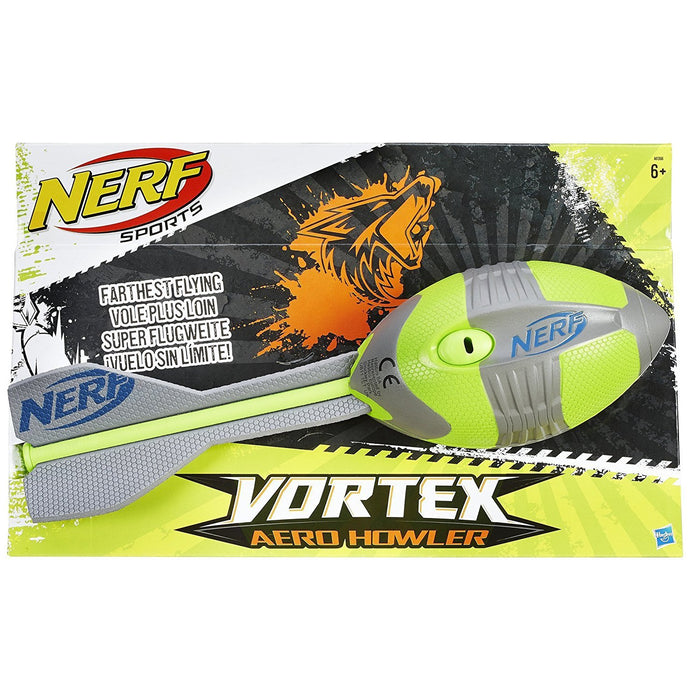 NERF Vortex Mega Football Aero Howler - Assorted Colours