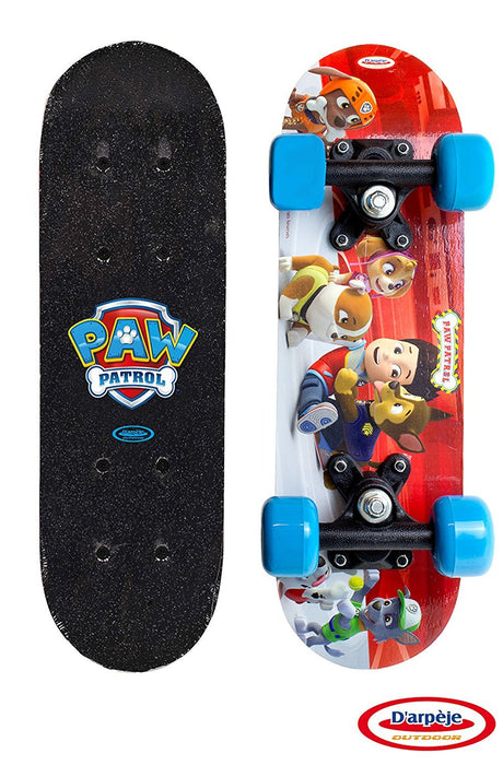 paw patrol OPAW247 17-Inch Mini Maple Skateboard