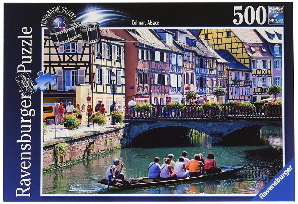 Ravensburger Photo Gallery No. 5 - Colmar 500pc Jigsaw Puzzle