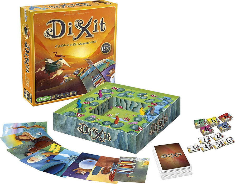 Dixit Board Game